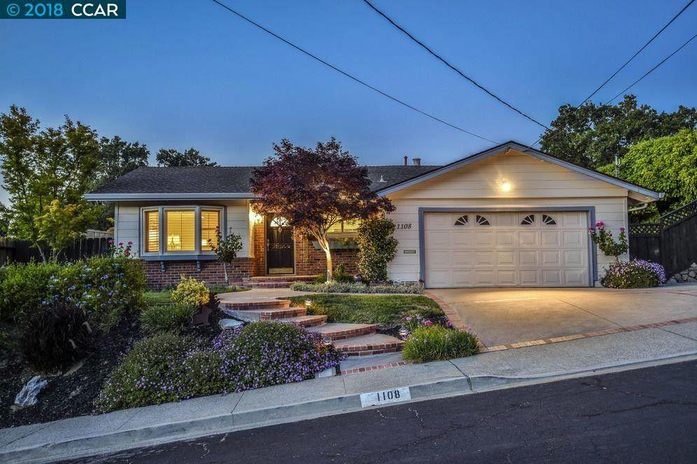 1108 Alfred Ave Walnut Creek, CA 94597