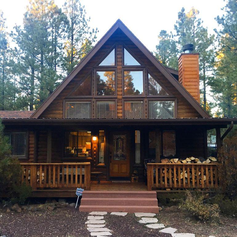 Pine Top-Lakeside, Az Places To Eat On Christmas 2020 6561 Christmas Tree Cir, Pinetop, AZ 85935   Home for Rent