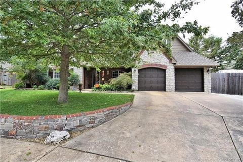 12016 S Birch Ct Jenks OK 74037