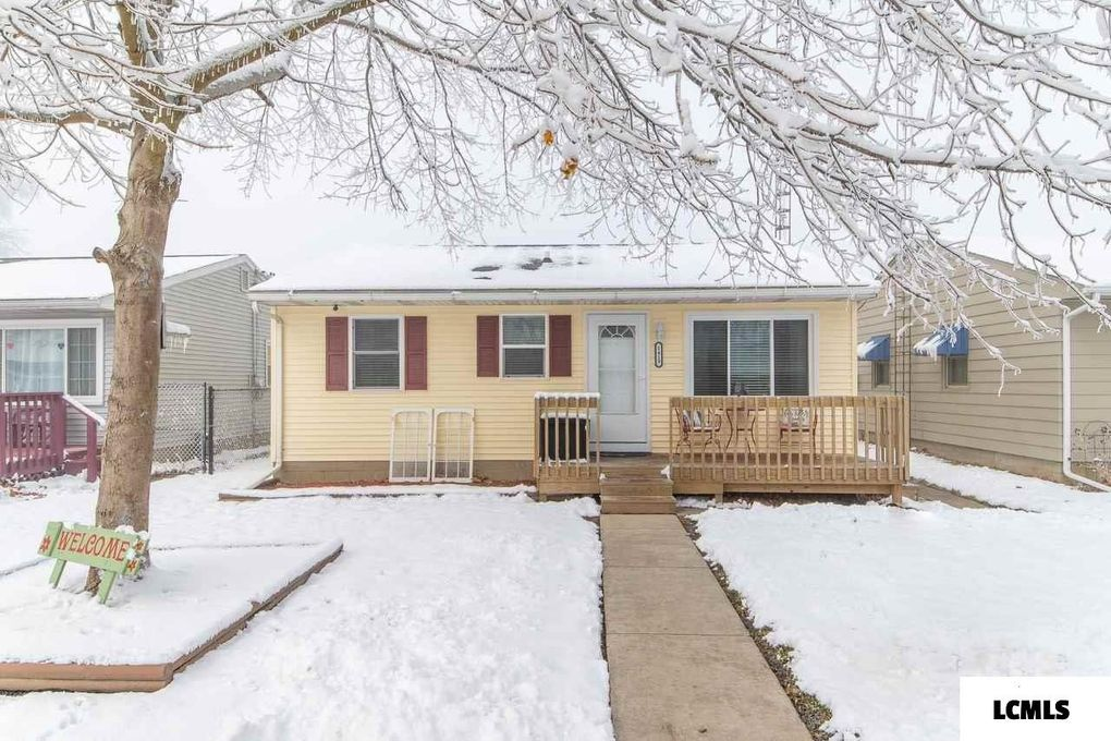 1419 N Kankakee St Lincoln, IL 62656