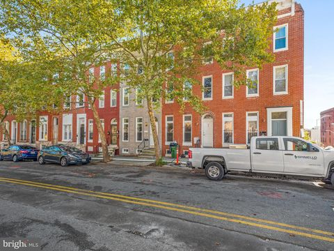 Photo of 523 Mosher St Apt 1, Baltimore, MD 21217