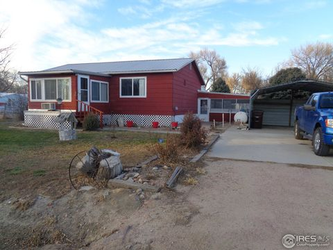 Photo of 405 Clifford St, Hillrose, CO 80733
