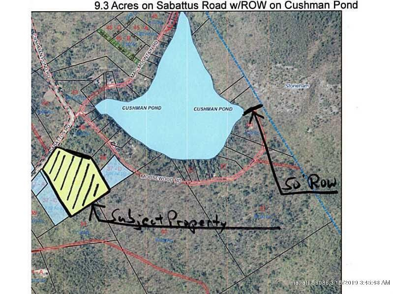 Lovell Maine Map.Sabattus Rd Lovell Me 04051 Land For Sale And Real Estate