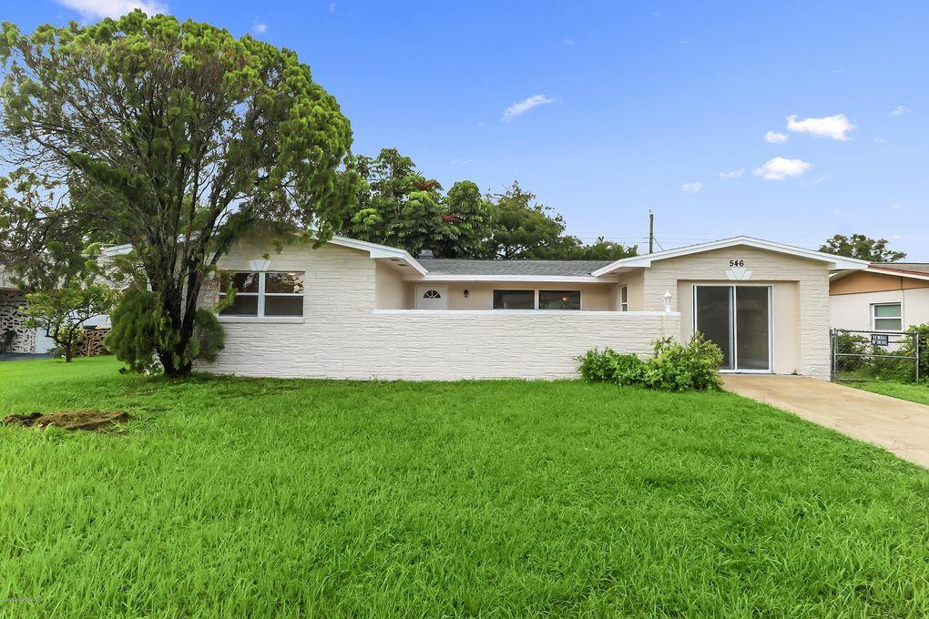 546 Ironwood Dr Melbourne, FL 32935
