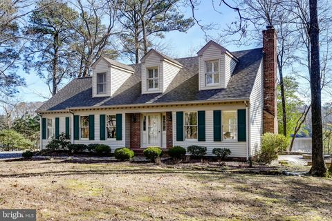Photo of 12442 Collins Rd, Bishopville, MD 21813