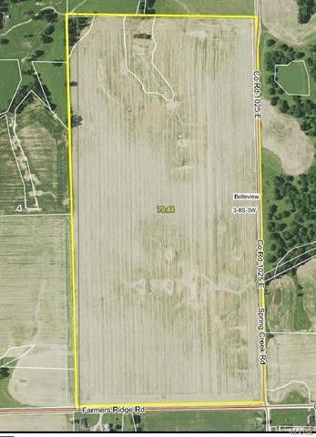Farmers Ridge Rd, Bellview, IL 62355
