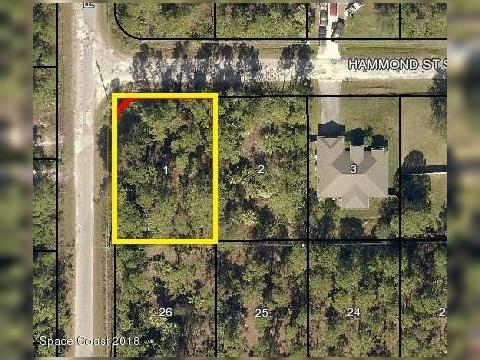 594 Hammond St Sw Palm Bay FL Land For Sale and Real