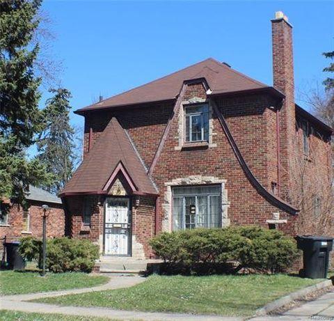 16544 Pierson St, Detroit, MI 48219