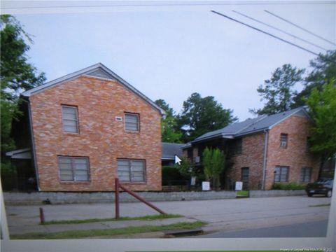 Photo of 605 Oakridge Ave, Fayetteville, NC 28305