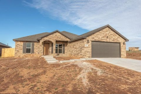 1007 Buffalo Ct, Abernathy, TX 79311