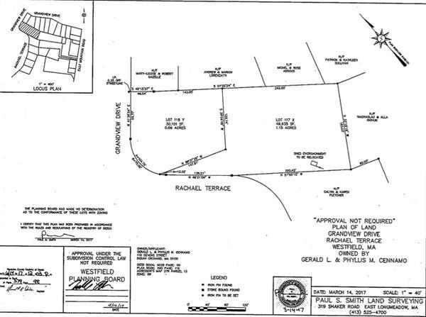Grandview Dr Lot 115, Westfield, MA 01085