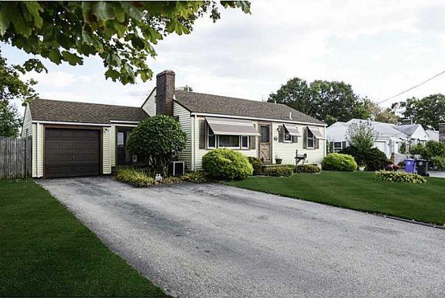 156 Plantation Dr Cranston Ri 02920 Home For Sale