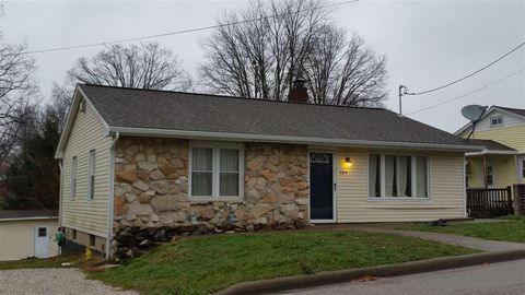 708 W Main St, Holland, IN 47541