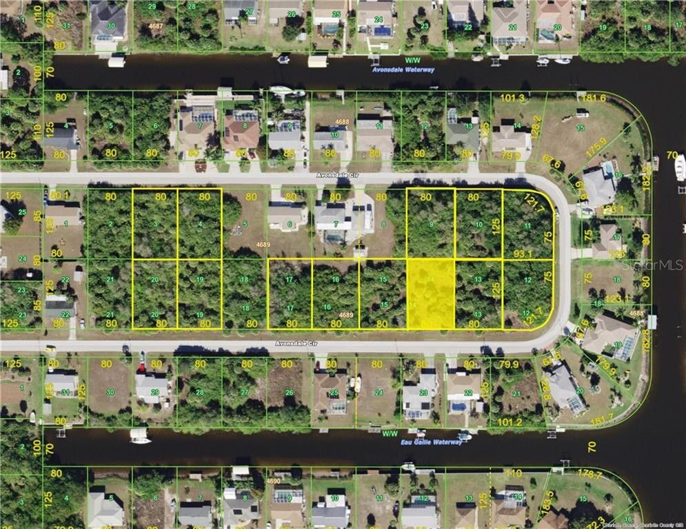 18163 avonsdale cir port charlotte fl 33948 land for sale and