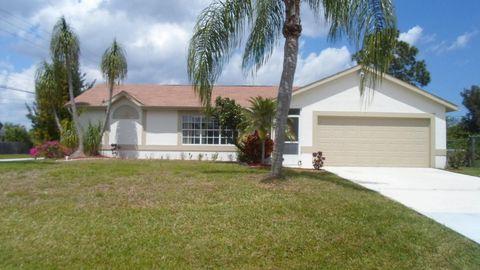 1085 Sw Canary Ter, Port Saint Lucie, FL 34953