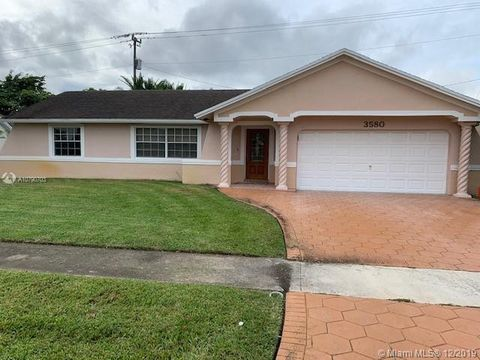 Photo of 3580 Sw 70th Ave, Miramar, FL 33023
