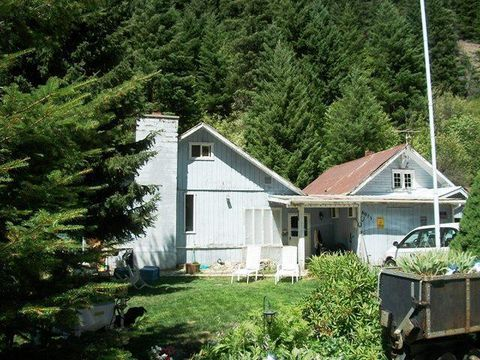 59988 silver valley rd wallace id 83873 home for sale for Burke and wallace silversmiths