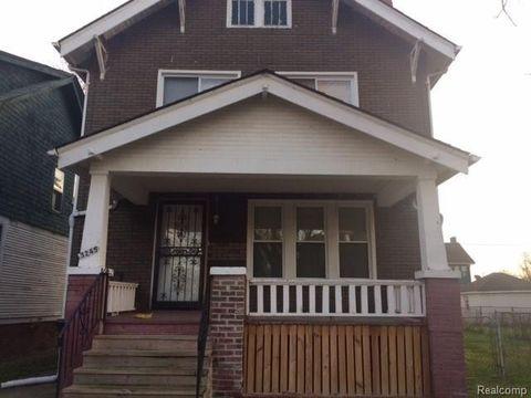 3245 Gladstone St, Detroit, MI 48206