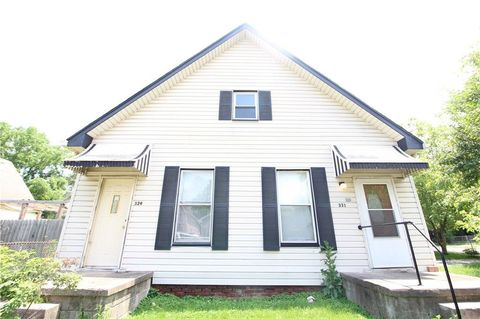 Photo of 329 S Harris Ave, Indianapolis, IN 46222