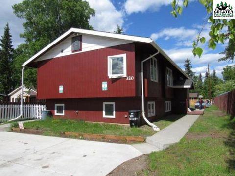 320 Glacier Ave Unit 2, Fairbanks, AK 99701