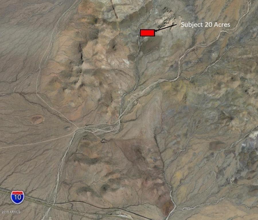 W Cochise County 20 Acres, In Arizona With No Code, AZ