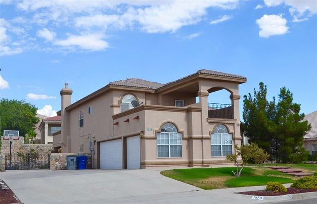 1070 eagle ridge dr el paso tx 79912 home for sale and for Homes for sale 79912