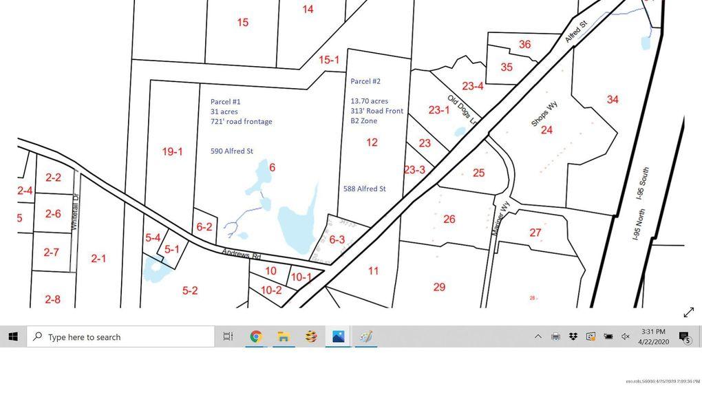 590 Alfred St Biddeford Me 04005 Land For Sale And Real Estate Listing Realtor Com