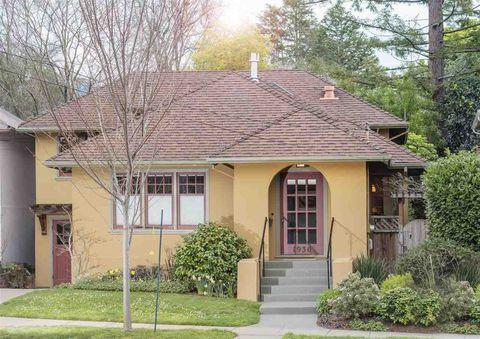 1930 Hopkins St, Berkeley, CA 94707