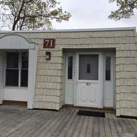 71 Rocky Yaph Pt Unit 183, Rocky Point, NY 11778