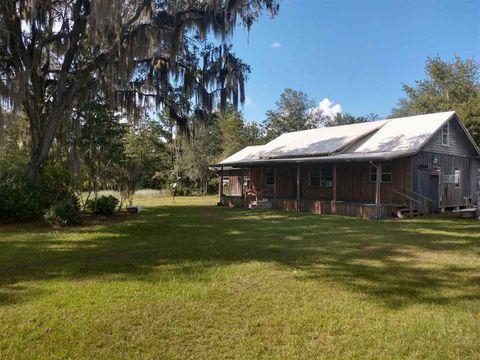 Photo of 3060 Lake Bird Church Rd, Perry, FL 32347