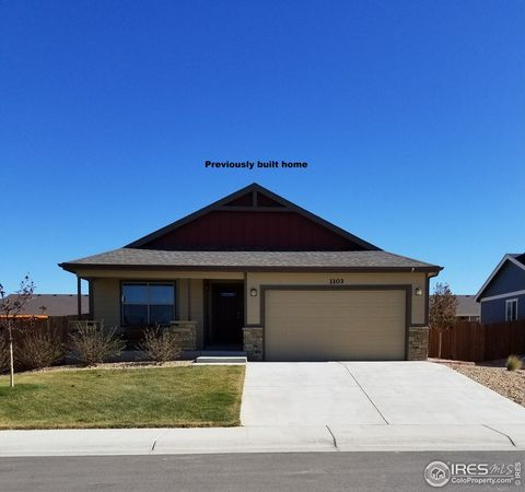 Photo of 1113 Bison Way, Wiggins, CO 80654