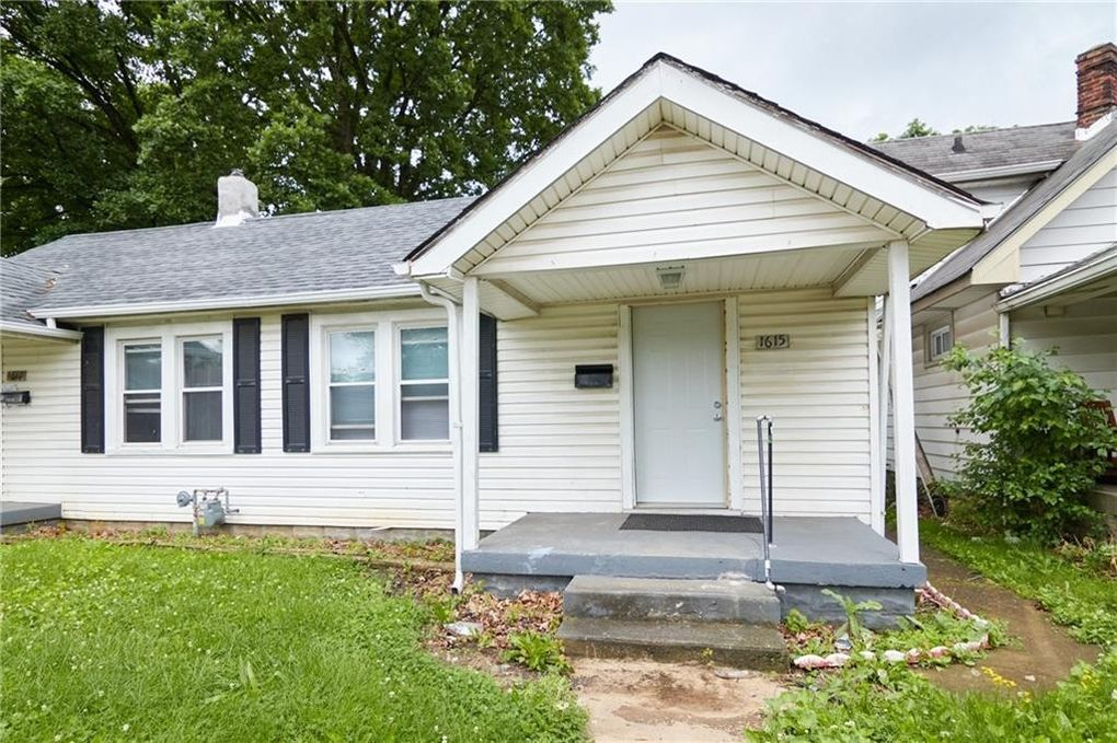 1615-1617 Lawton Ave Indianapolis, IN 46203