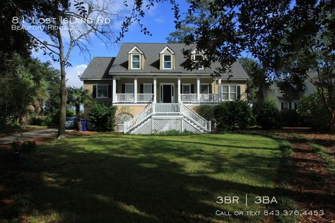 Photo of 81 Lost Island Rd, Beaufort, SC 29907