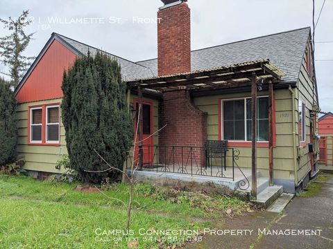 Photo of 1921 Willamette St Unit Front, Eugene, OR 97405