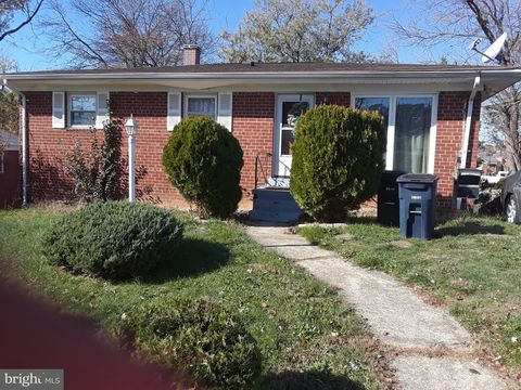 Photo of 6008 Rosedale Dr, Hyattsville, MD 20782