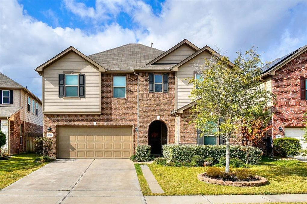 2711 Sugar Harbor Ln Katy, TX 77493