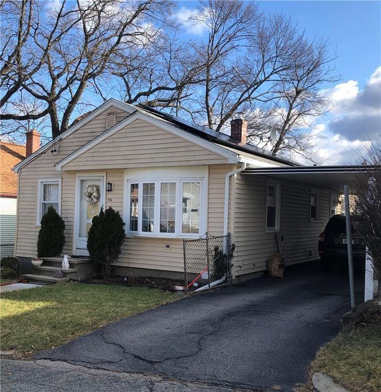 56 Fairmont Ave Pawtucket, RI 02860