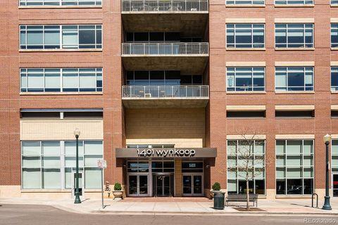 Photo of 1411 Wynkoop St Unit 901, Denver, CO 80202