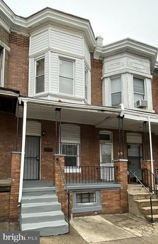 Photo of 1709 N Monroe St, Baltimore, MD 21217