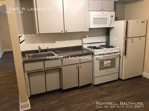Photo of 1045 W Lanvale St Apt 1, Baltimore, MD 21217