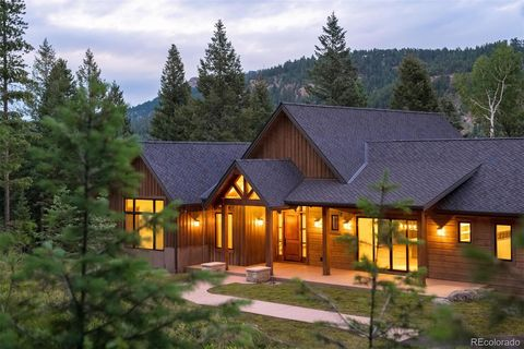 Photo of 6383 Little Cub Creek Rd, Evergreen, CO 80439