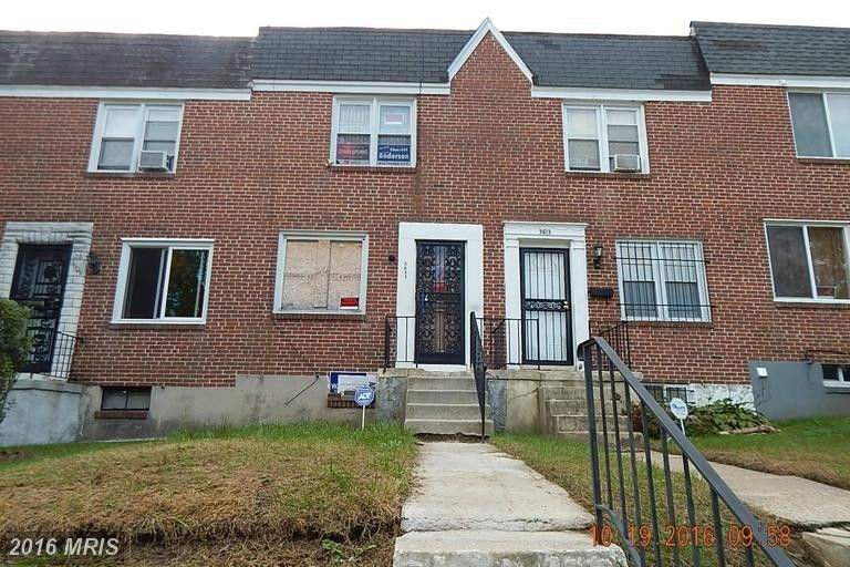 3611 W Mulberry St Baltimore, MD 21229