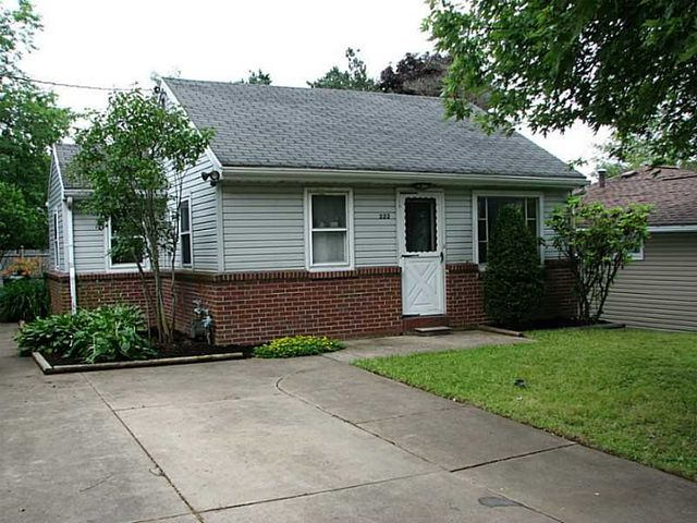 222 hickory st edinboro pa 16412 home for sale real
