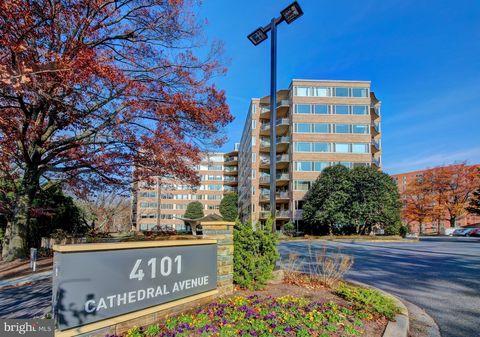 Photo Of 4101 Cathedral Ave Nw Apt 1205 Washington DC 20016