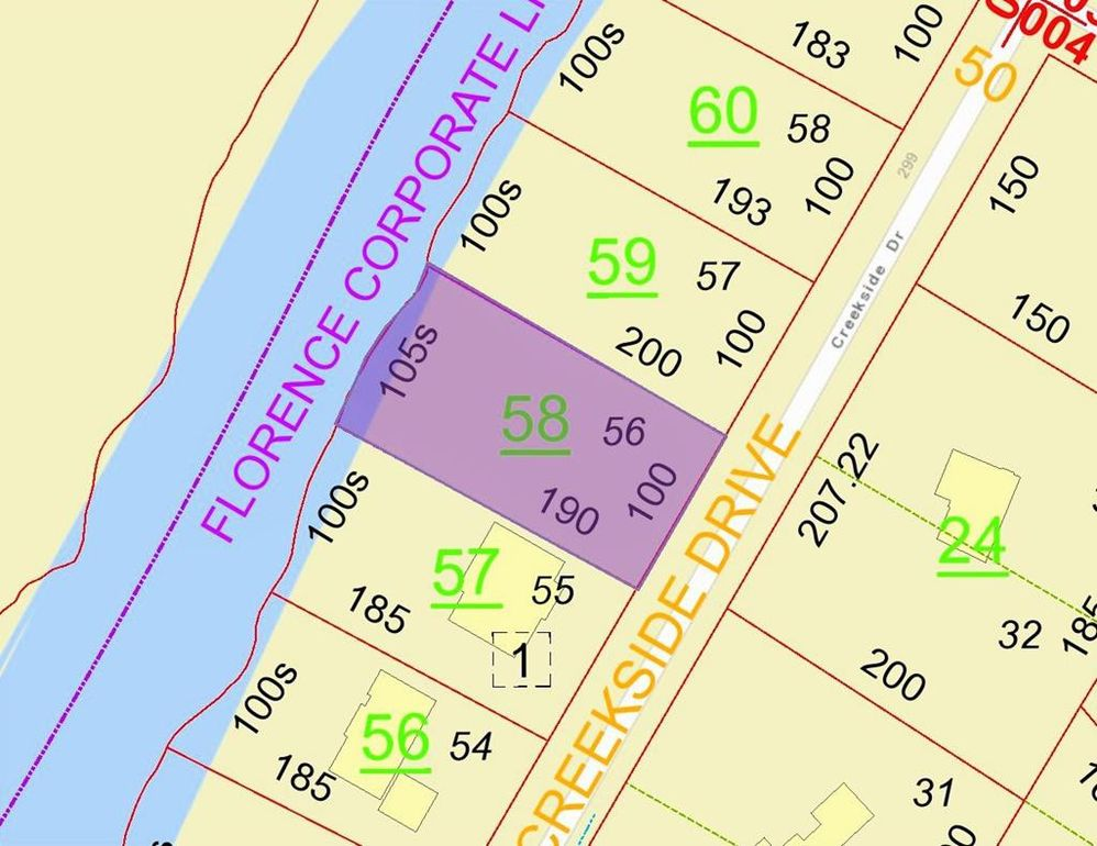 Creekside Dr Unit 56 Florence, AL 35630