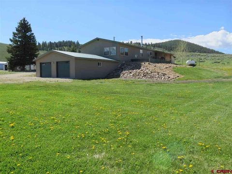 424 Long Branch Rd, Sargents, CO 81230