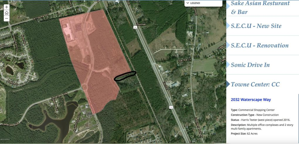 515 W Thurman Rd New Bern NC Land For Sale and Real Estate