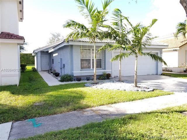2378 Sw 177th Ave, Miramar, FL 33029