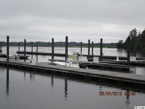 Friendfield Marina Slip 33, Georgetown, SC 29440