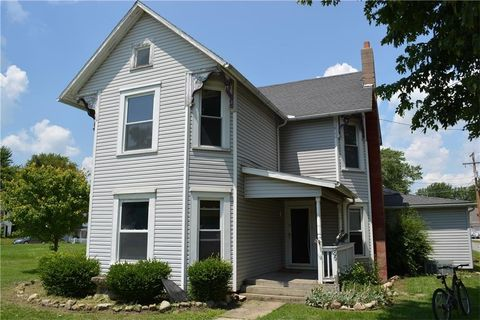 86 W Townsend St, North Lewisburg, OH 43060